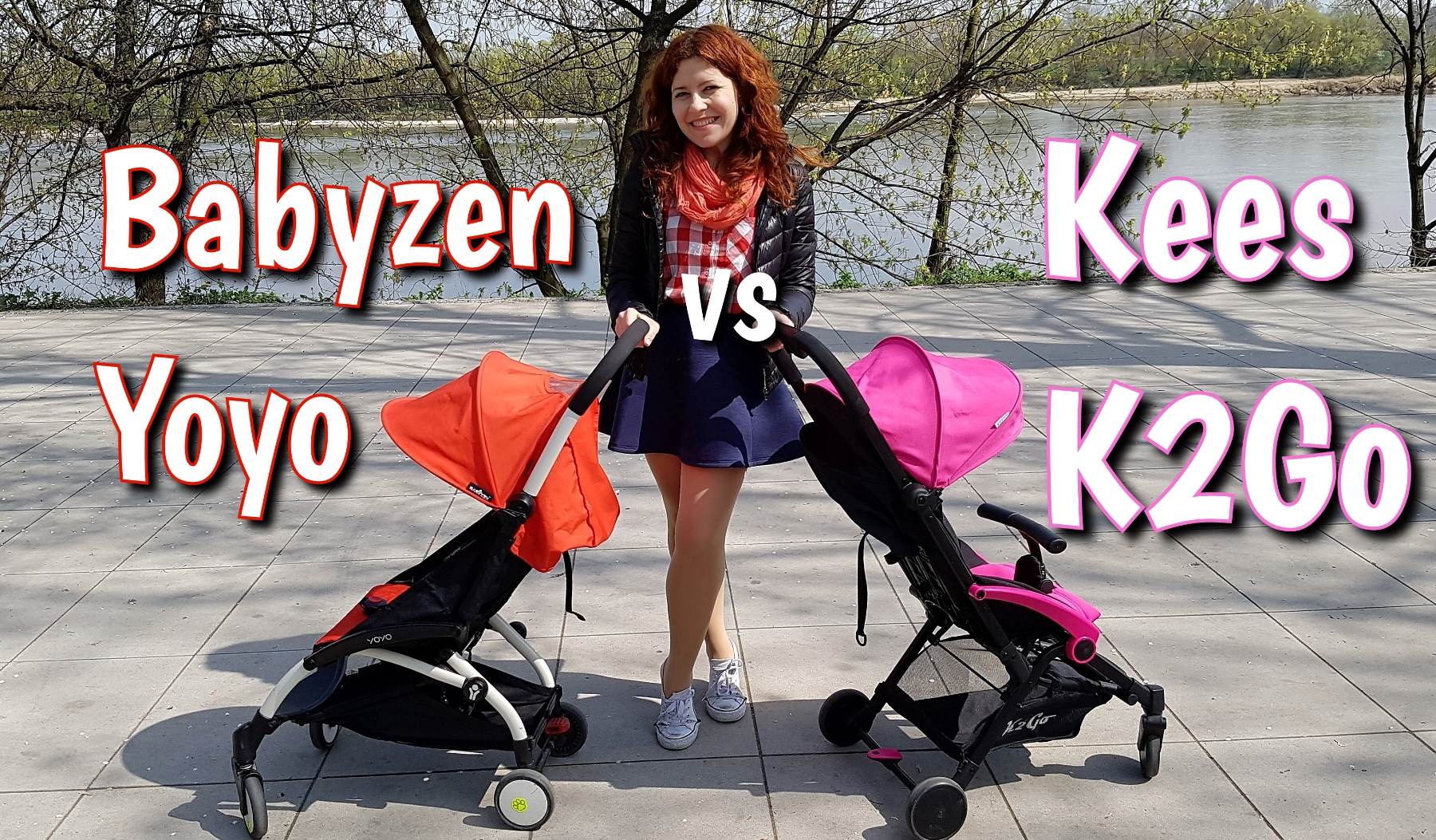 Babyzen Yoyo vs Kees K2Go