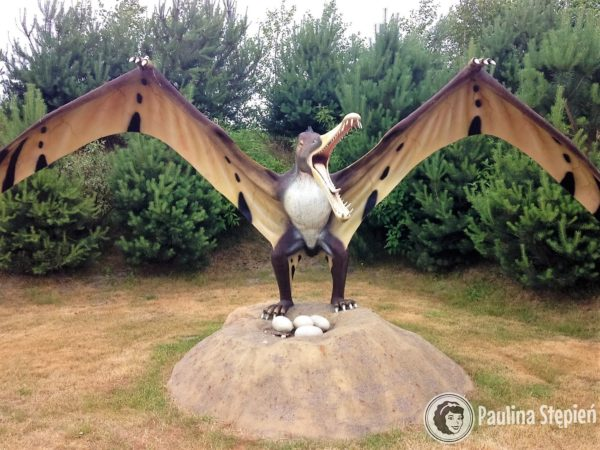 Dinozaur zaprasza was na zestawienie dino-parków