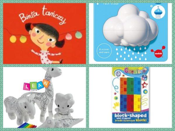 Pomysły na prezenty dla dzieci 1-3