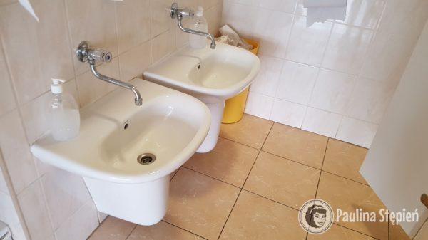 Łazienka dla maluszków