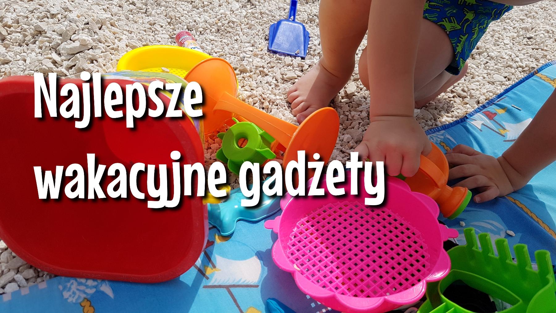 Najlepsze gazety na wakacje z dziećmi