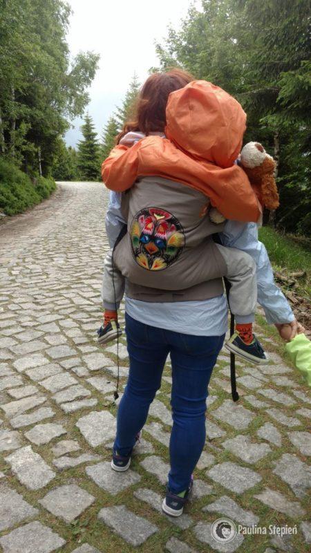 """Tutaj Tula toddler z dzieckiem prawie 4 letnim na małe przytulanki i coś w stylu: """"mamo też chcę na chwilę :))"""""""