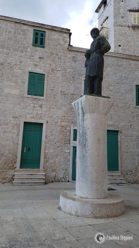Pomnik Juraja Dalmatinaca