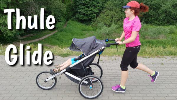 Thule Glide – świetny wózek sportowy
