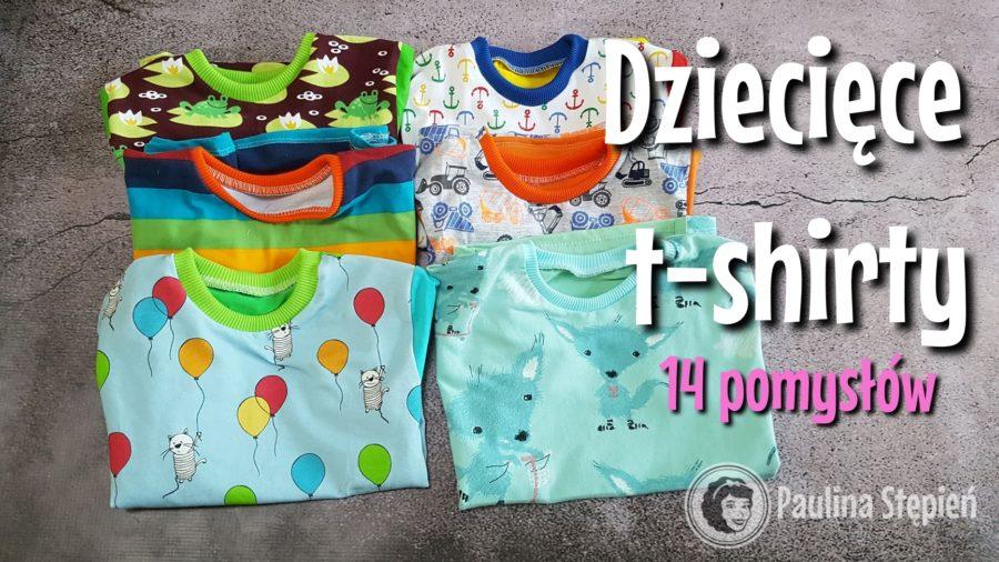 T-shirt dla dzieci