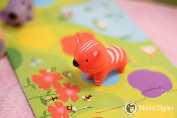 Gra dla najmniejszych dzieci – Wielki wyścig