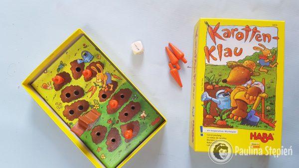 Gra złodziej marchewek