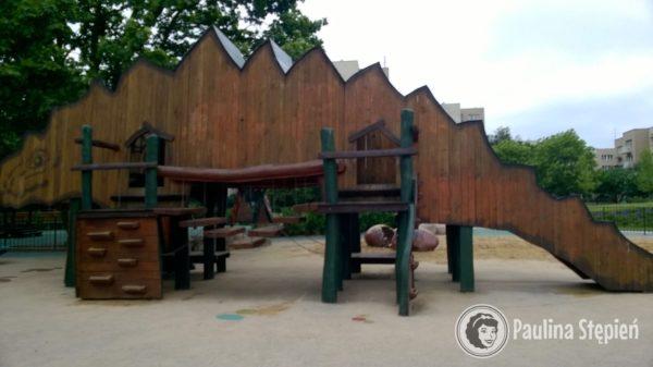 Park Dinozaurów na Ursynowie