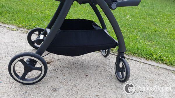 GB Maris koła i bagażnik wózka
