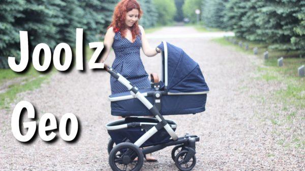 Joolz Geo – wózek o wielu możliwościach (mono, duo, twin)