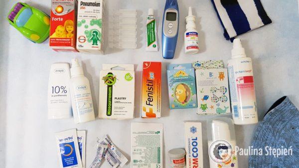 Leki z naszej apteczki