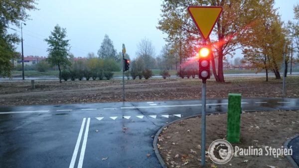 Miasteczko ruchu drogowego Tarchomin
