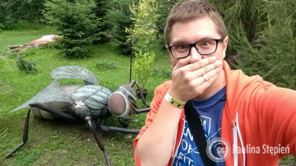 Mikrokosmos, czyli uwaga tu są robaki!