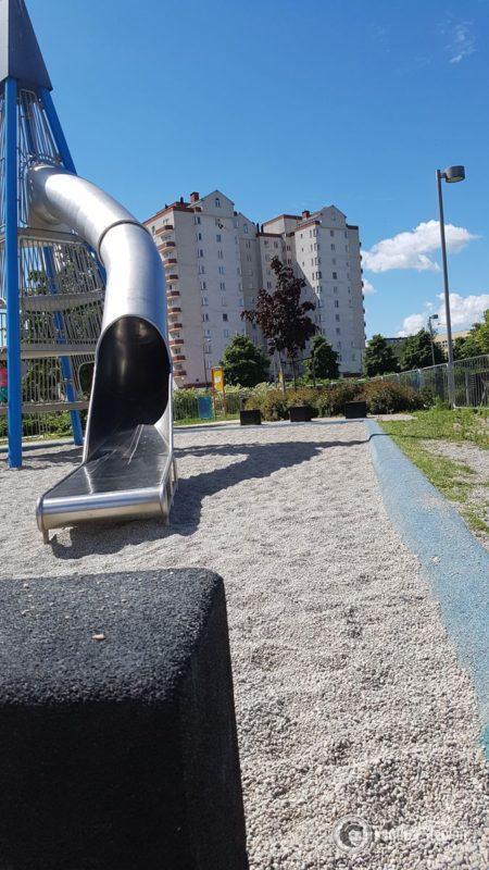 Plac zabaw nad Balatonem