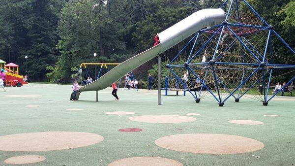 Plac zabaw Park Żeromskiego