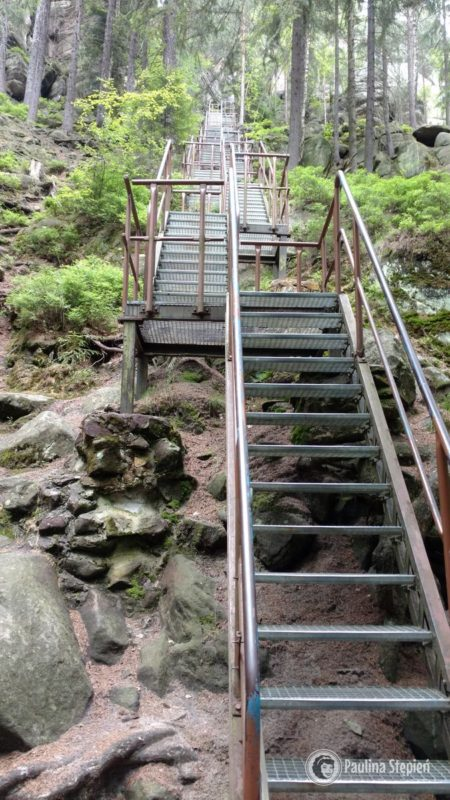 300 schodów w górę (to tylko opcja, luuuuz)