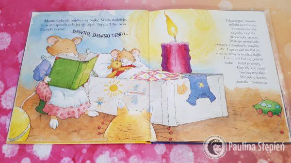Tupcio Chrupcio nie może zasnąć