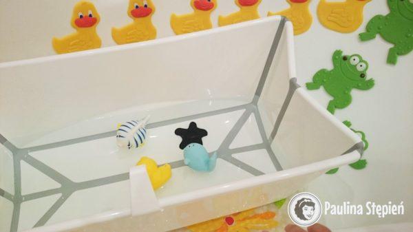 Kąpiele dla maluszka