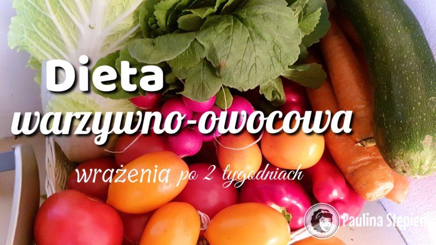 Dieta warzywno-owocowa wrażenia