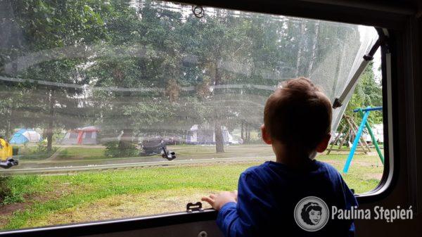Jakaś 7:00 rano i dzieci już chcą iść na plac zabaw :)