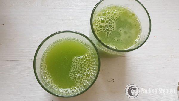 Przekąska 26, sok z selera naciowego