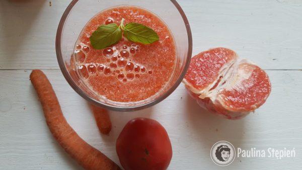 Śniadanie 28, koktajl warzywny