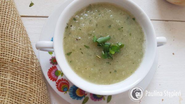 Podwieczorek 31, zupa cebulowa