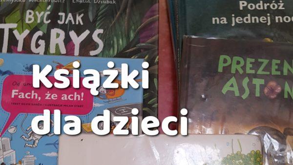 Książki dla dzieci #6