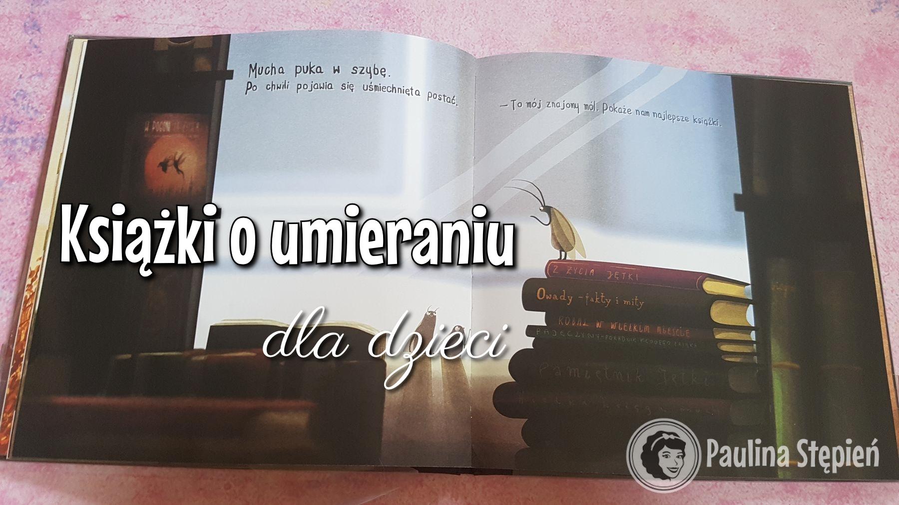 Książki o umieraniu
