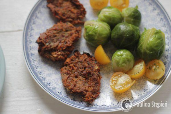 Obiad 7, kotlety warzywne