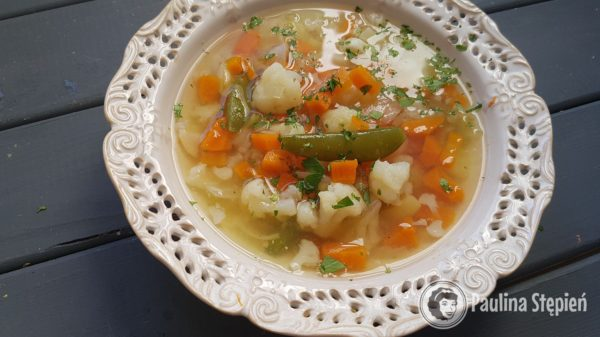 Podwieczorek 6, zupa