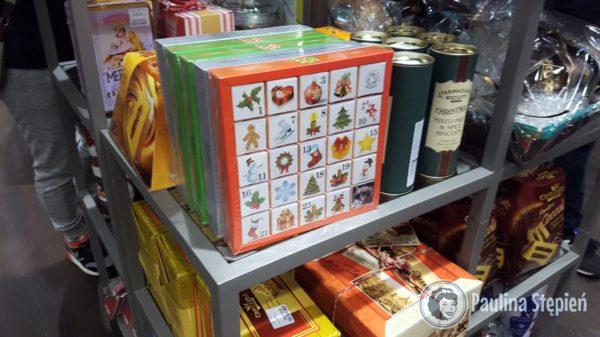 Fajny kalendarz adwentowy z herbatą
