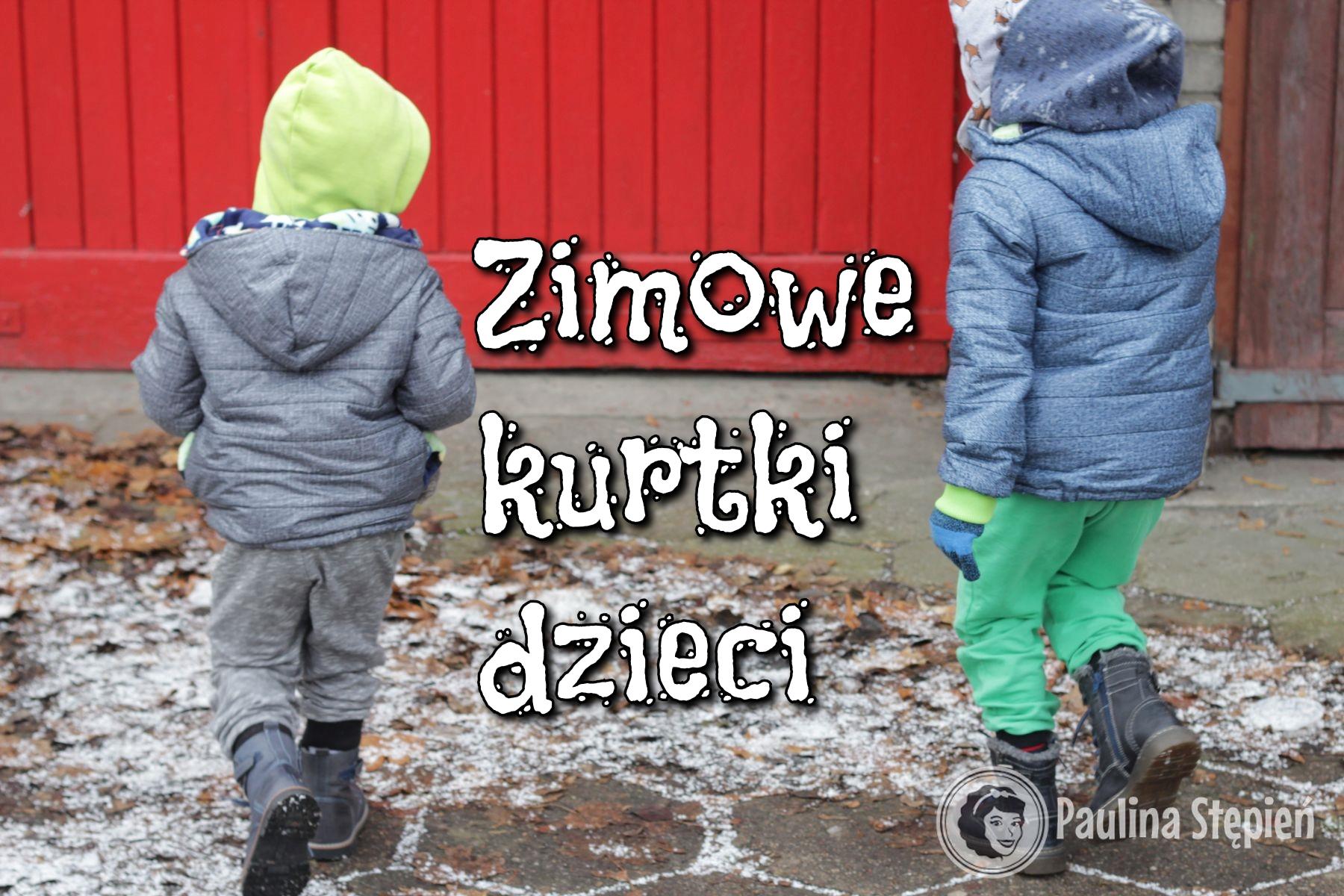 Zimowe kurtki dla dzieci