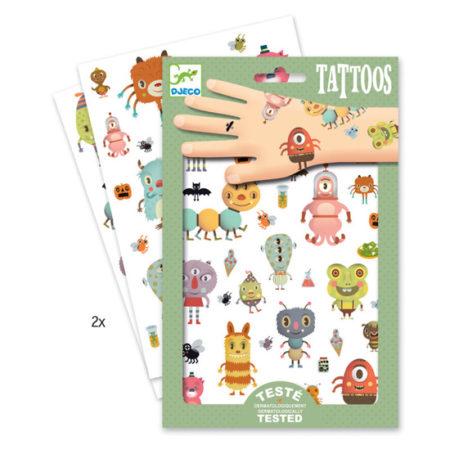 Tatuaże wodne