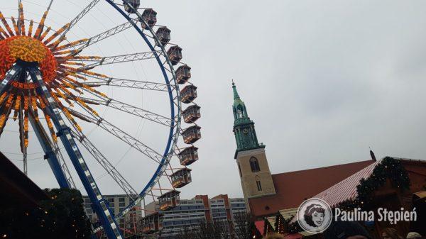 Jarmarki w Berlinie