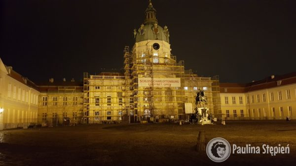 Pałac Schloss Charlottenburg