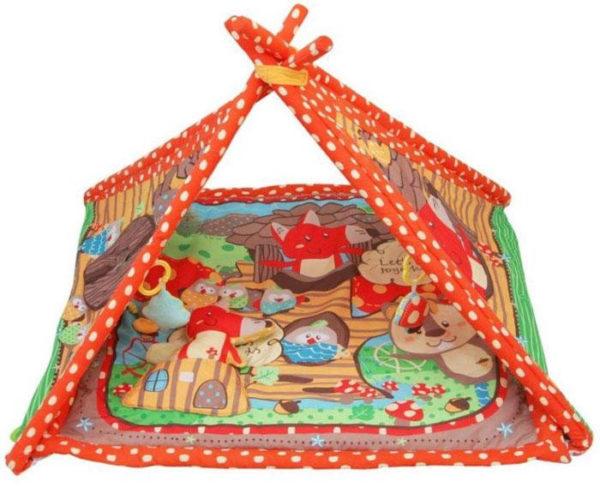 Mata namiot