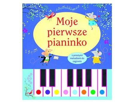 Moje pierwsze pianinko