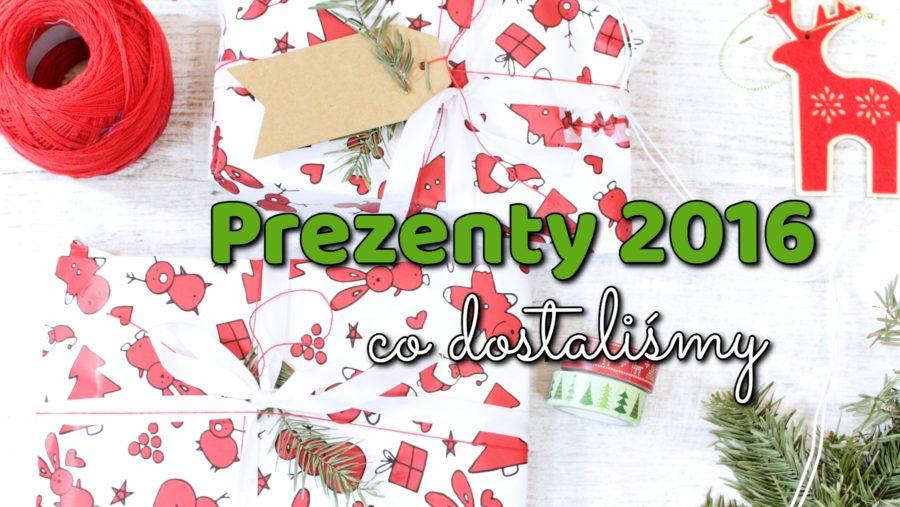 Prezenty 2016