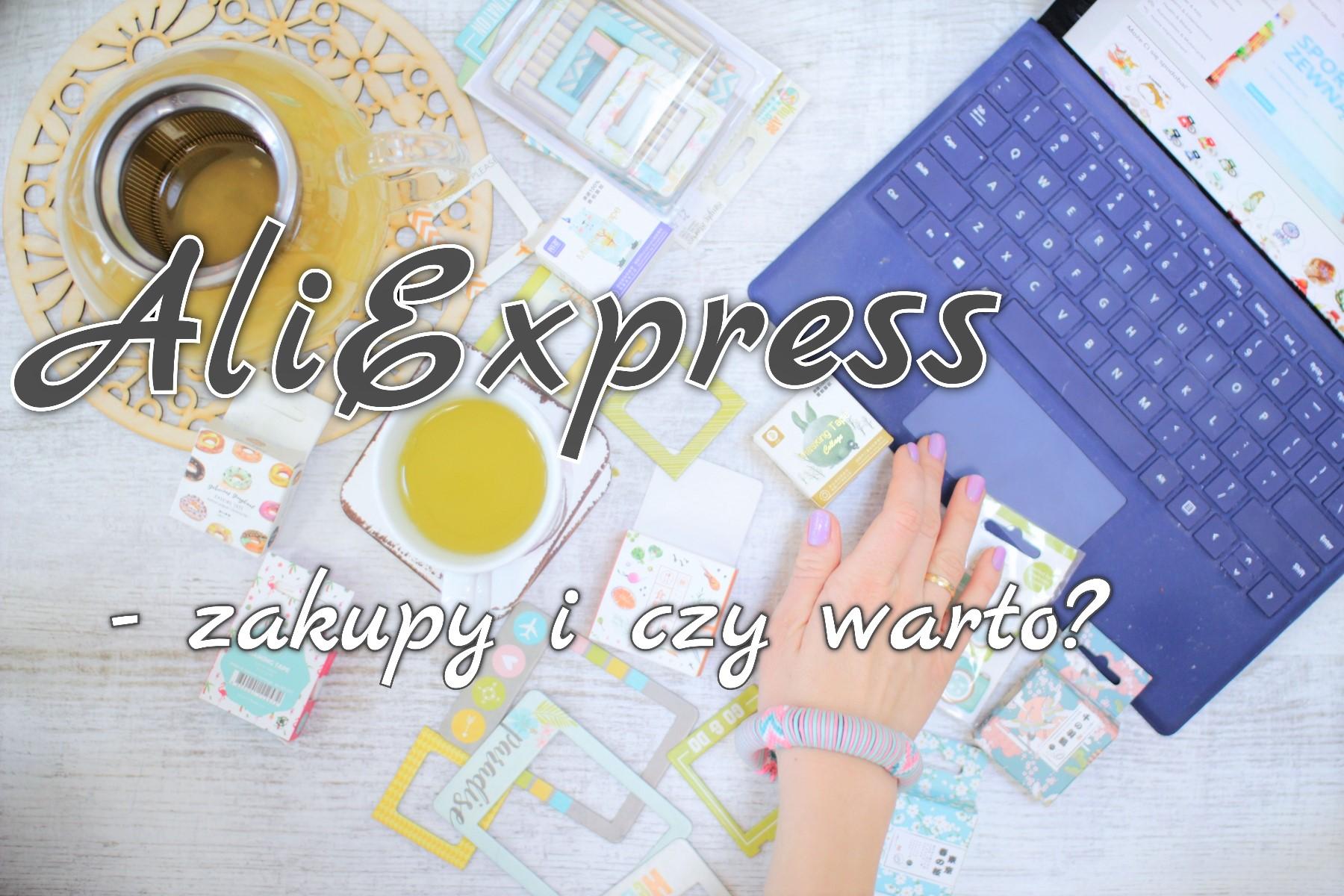 Zakupy na AliExpress