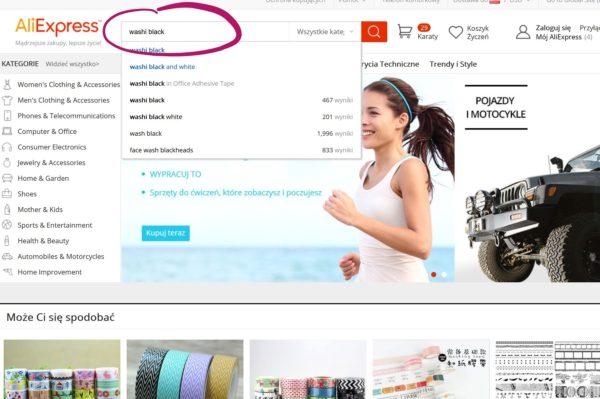 Zakupy na AliExpress krok po kroku