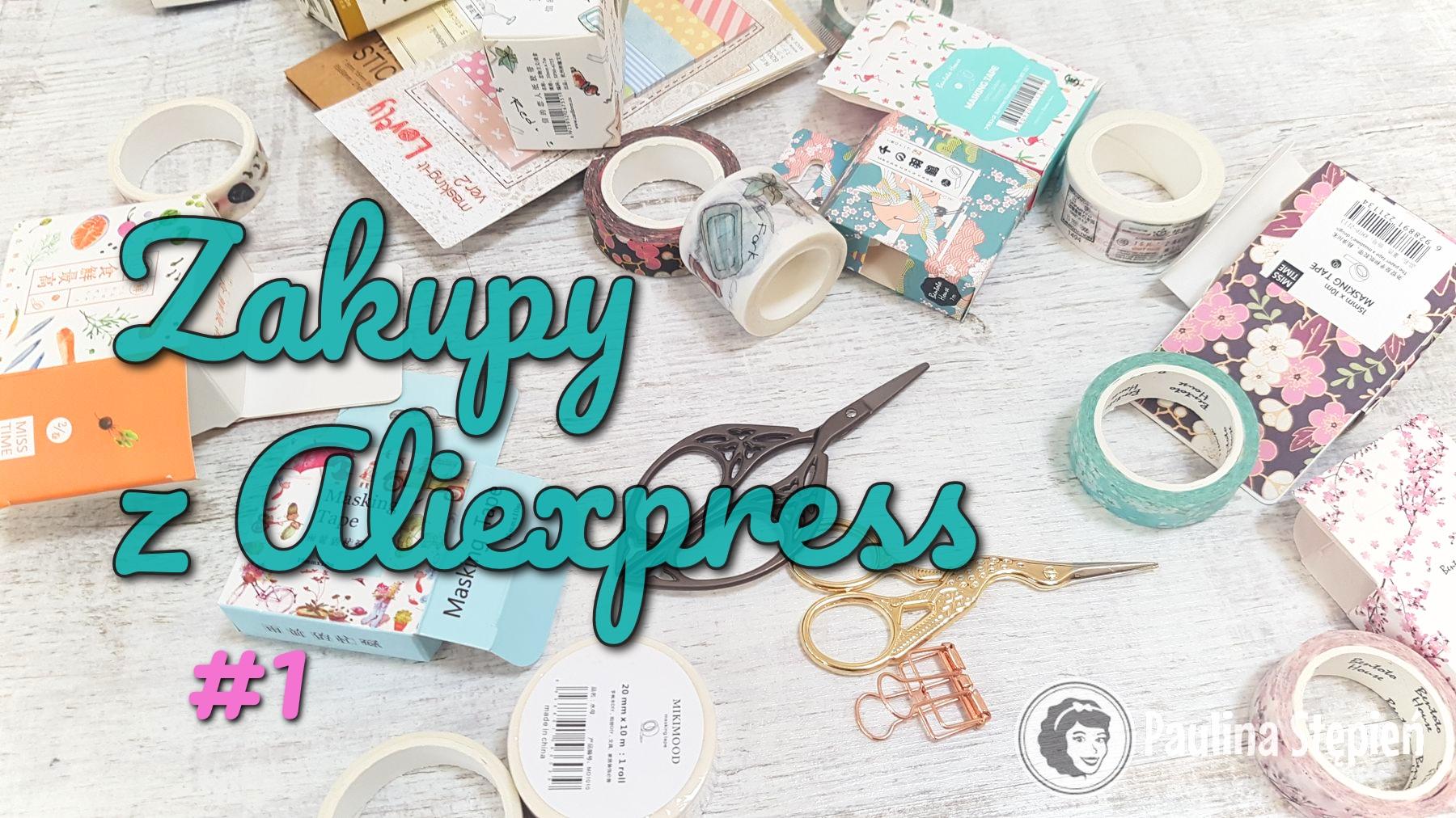 Zakupy z Aliexpress