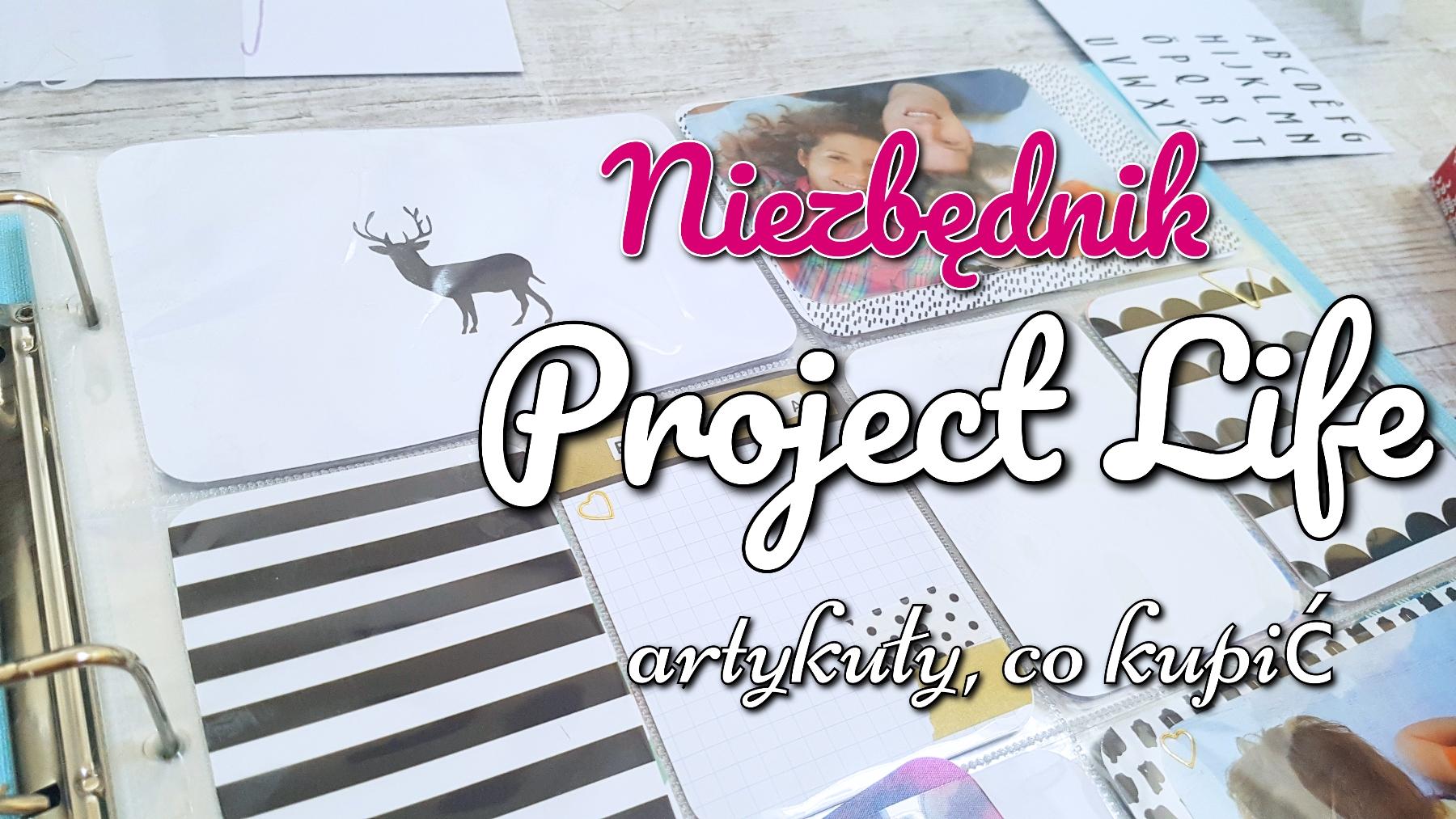 Niezbędnik Project Life