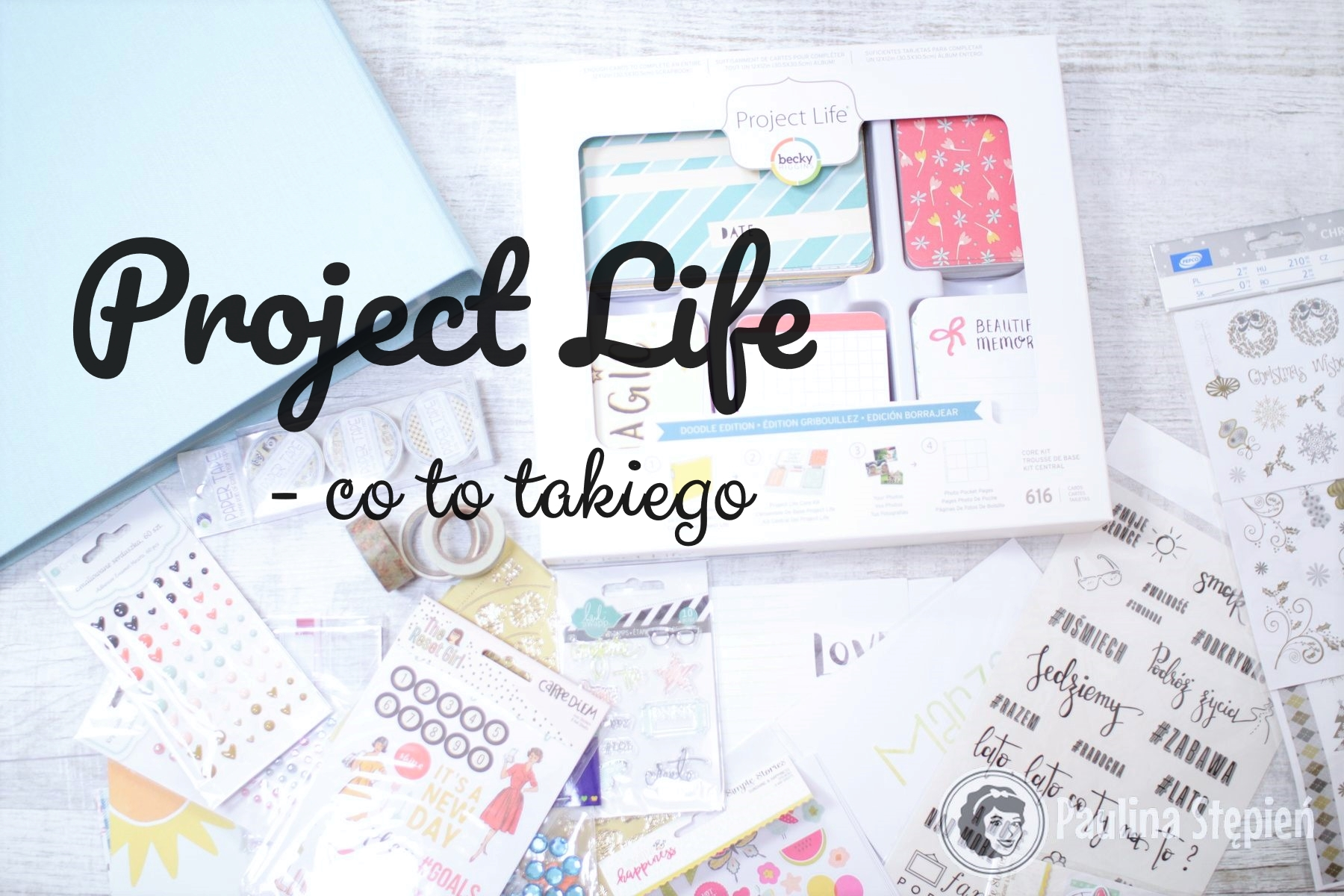 Project Life - co to takiego