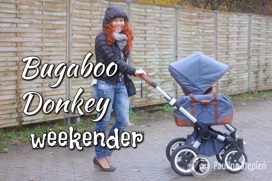 Bugaboo Donkey Weekender