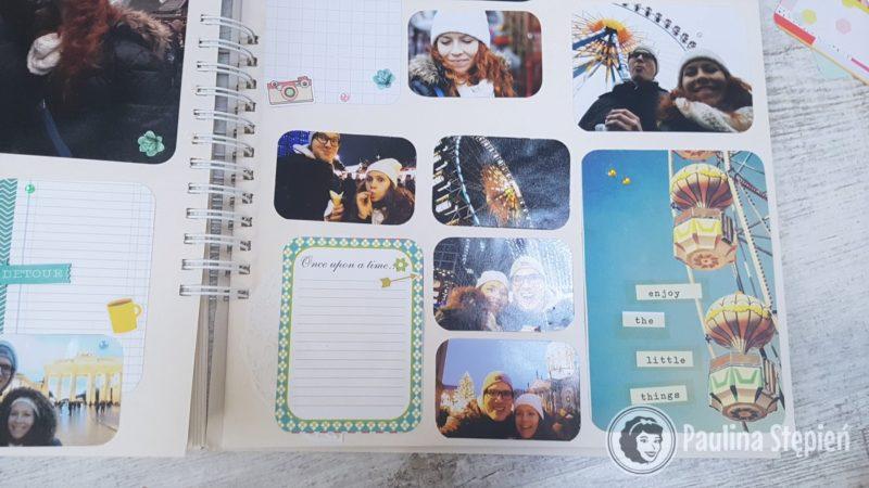 Project Life przykłady