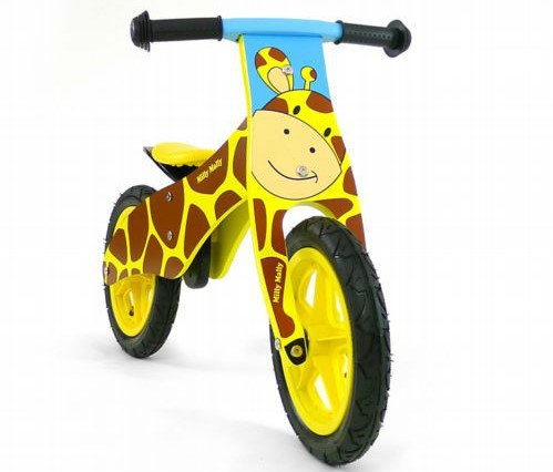 Milly Mally tutaj żyrafa