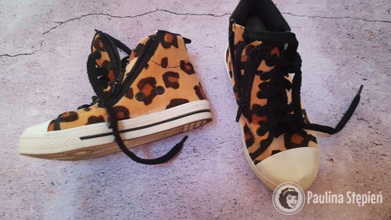 Slippersy gepardy