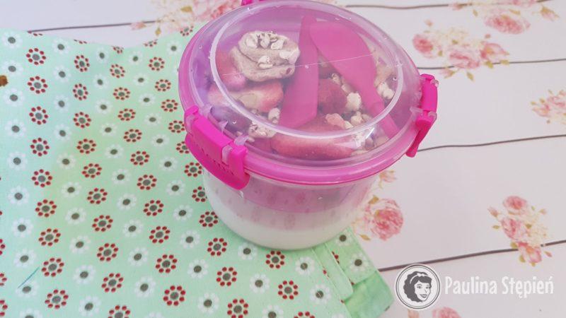 Pojemnik Sistema na jogurt