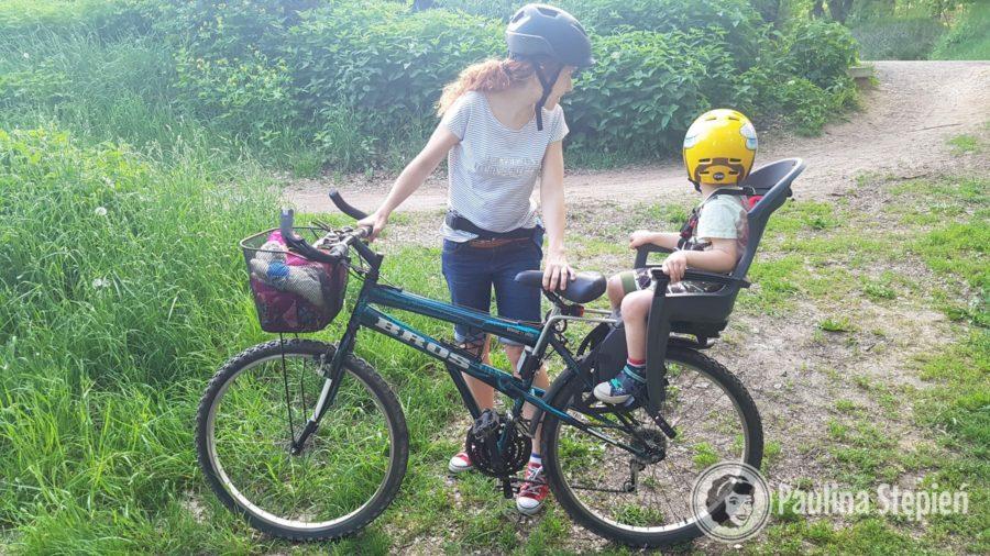 883f4a89406251 Fotelik rowerowy dla dziecka – jaki wybrać?